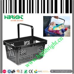 Tienda de ultramarinos de plástico Cesta Eco friendly