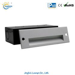 IP65 방수 LED 벽 조명 LED 코너 조명 LED 계단 조명 LED 주차 조명 LED 벽 피팅 장식용 LED 계단 조명 LED 스텝 라이트(JP819067)
