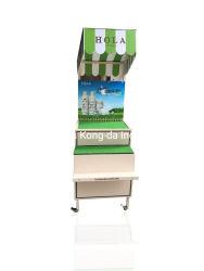 Personalizado de la fábrica de cosméticos de acrílico Encimera Retail muestra