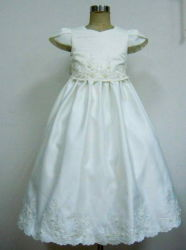 Girl Vestido de festa (HT5033)