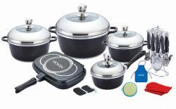 24pcs ustensiles de cuisine en aluminium Set (UK-AS01)