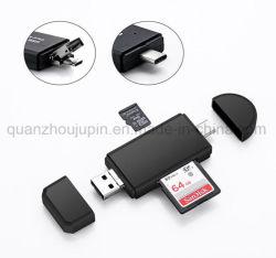 Calculateur de téléphone mobile USB OEM TF Lecteur de carte SD