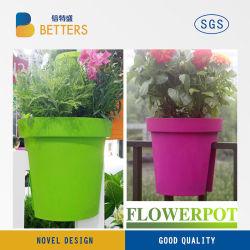 플라스틱 Eco-Friendly 창조적인 꽃 & 플랜트 벽 커튼 남비