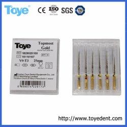 Les fichiers concernant l'endodontie Niti matériel dentaire TG-6 fichier du moteur de cône