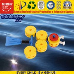 Melhor em plástico ABS mais recentes Blocos Inteligence Animais Brinquedos