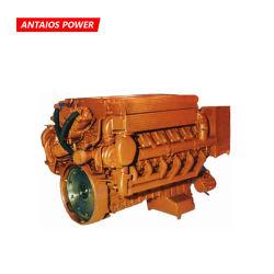 4 Accident vasculaire cérébral V12 du moteur F12L413f Moteur diesel refroidi par air