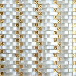 تلفزيون نيو تايت خلفية شاشة Arch الزجاجية Mosaic