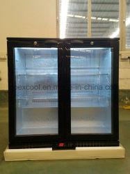 Счетчик верхней части мини-Пиво Showcase охладитель и охладитель напитков/Назад бар/холодильник/охладитель пива