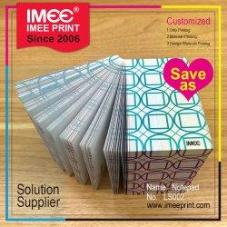 Imee Commerce de gros logo imprimé personnalisé Support téléphone plusieurs blocs de papier de couleur feuilles adhésives Remarque