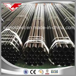 Comme l1074/ASTM A53 standard de tubes en acier doux Tubes arrondis pour gaz/eau/huile