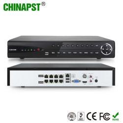 8CH 1080P устройство записи на сетевой видеорегистратор С ПОДДЕРЖКОЙ POE для IP-камера (PST - сетевой видеорегистратор808P)