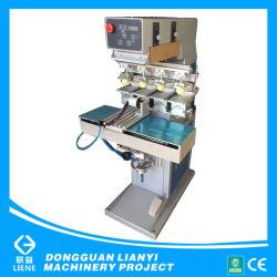 Quatre coupe d'encre couleur de la machine de tampographie/Tampo Machine d'impression