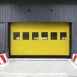 A operação rápida de eléctrico das portas de empilhamento de rápida porta de alta velocidade