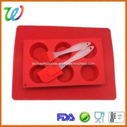 BPA liberano l'insieme di Bakeware del silicone