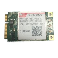 De hete Module SIM7100e MiniPcie van Bluetooth van de Transmissie van de Gegevens van de Verkoop Draadloze
