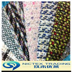 30% Acrylic 70% poliéster misturado sofisticados Tecidos de fios