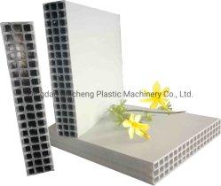 Recylce других пластмассовых материалов РР полой строительной опалубки