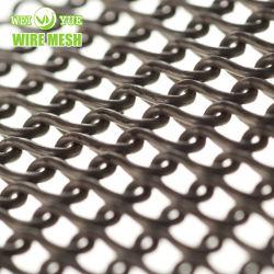 304/316 Netwerk van de Draad van het Roestvrij staal Vlak Flex vervoert of Riem