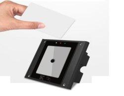 Сканер и код QR Код QR карт и карт MIFARE