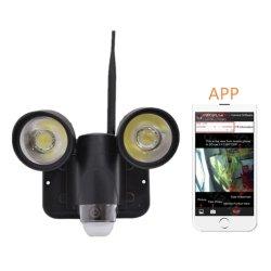 Macchina fotografica nascosta APP chiara piena di WiFi dell'allarme di movimento di HD LED PIR