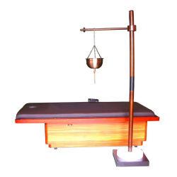 Qualitäts-Schönheits-Salon hölzerner Ayurveda Öl-Massage-Tisch