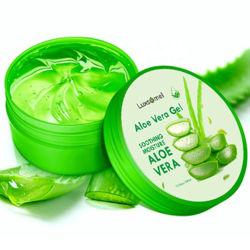 Salão de cosméticos de cuidados da pele Aloe Vera Gel Creme Facial