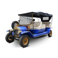 Elektrische Top Grade Alten Stil Sightseeing Antike Mini Golf Auto