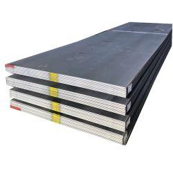 S235 S355 SS400 A36 A283 Q235 Q345 La feuille de fer laminés à chaud/hr bobines en acier noir/la plaque de la feuille de fer