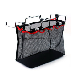 En acier inoxydable pour rack (Rack sac poubelle + sac NET) ESG10268