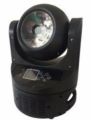 Mini 60W luz do farol de movimentação de LED