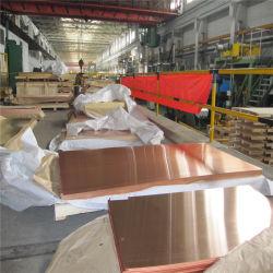 Preiswertes C5210 2mm Bronzekupfer China-gründete Kupplungs-Platte/Blätter