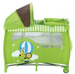 2020 La Norma Europea EN716 Certified fácil montar bebé cama cuna de viaje /mejor bebé corralito
