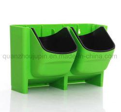 OEM het Plastic Verticale Groen maken Joinable die van de Muur Bloempot planten