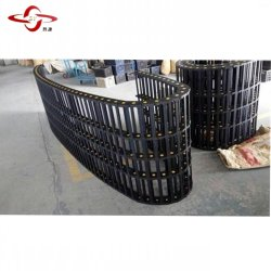 Nylongegenkraft-Kette des kabel-PA66 für CNC-Maschine