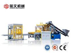 Automatische beibehaltene Block-Ziegelstein-Straßenbetoniermaschine-Block-konkrete Ziegeleimaschine-Baugeräte