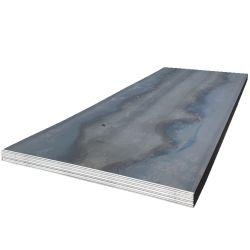 ألواح الكربون اللونية صفائح الموارد البشرية (HR) والشلنات الفولاذ الهيكلي سعر تصنيع الحديد والصلب بالطن الواحد