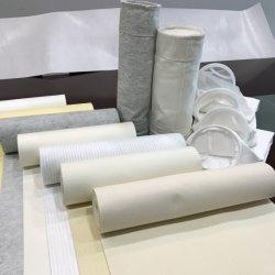 Tecidos simples perfurado de agulha Velo de poliéster não tecidos para mobiliário de carro de calçado