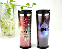 In het groot Ontwerp de Mok van de Koffie van 420 Ml met Ontwerp