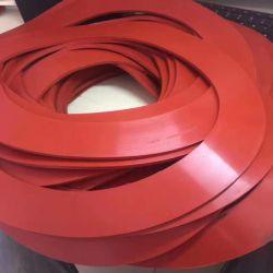 NBR EPDM de silicona caucho FKM HNBR CR Automotive parte de la brida de la arandela plana redonda pasamuros de anillo de sellado de junta