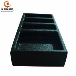 Le moulage de pièces OEM moulage sous pression de pression de l'aluminium double Grill Pan