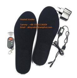 Bateria de polímero de lítio de aquecedor de pé
