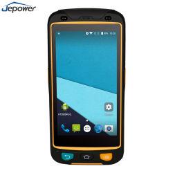 El lector RFID NFC de códigos de barras 1D de escáner de código de barras 2D del medidor de energía eléctrica de mano PDA Reader