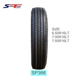 チンタオのタイヤのプラントCommerical Vechileは750-16 750/16 700r16 700/16を疲れさせる