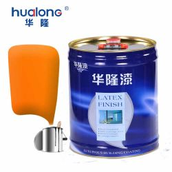 Hualong Coatings Epoxy-Boden-Diamantfarbe Mit Selbstnivellierung