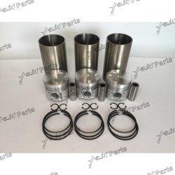De Uitrusting van de Voering van de Cilinder van de Uitrusting van de Revisie van de Motor van Isuzu 3kr1