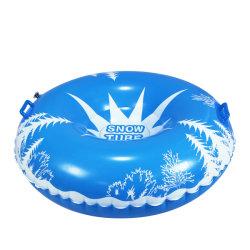Jogo de Inverno insufláveis Snowtube Neve azul