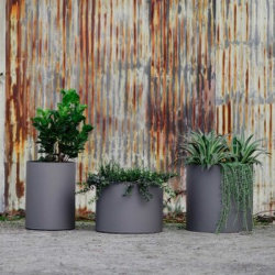 ホテルの装飾の花Pots&Planter/Plaza大きいプランターボックスか金属の花プランター