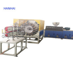 ماكينة صنع الأنابيب/الخراطيم المصنوعة من الألياف اللينة PVC