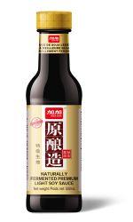 500ml de sauce soja fermentée naturellement moins d'additif alimentaire