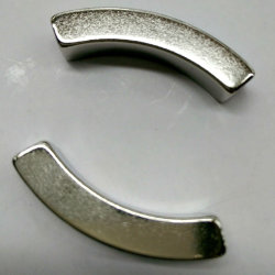 Arc постоянного магнита в магнитный двигатель детали и VCM